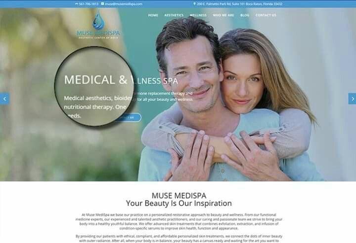 888 New Website Design