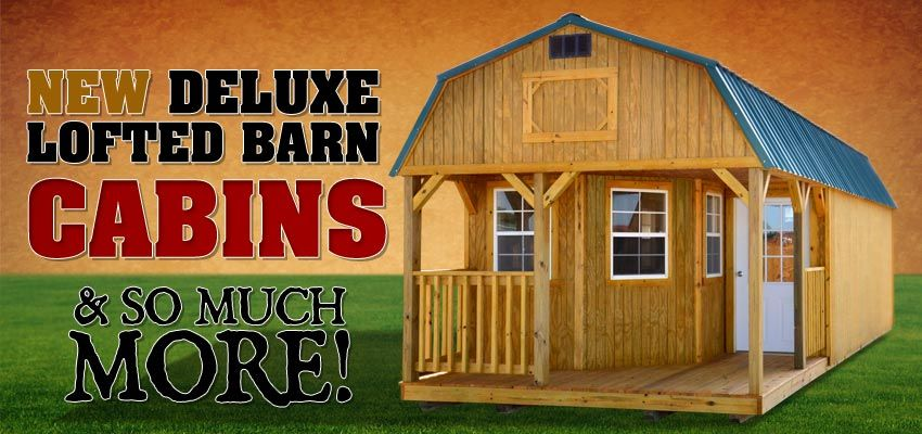 Backyard Outfitters Storage Sheds Portable Buildings