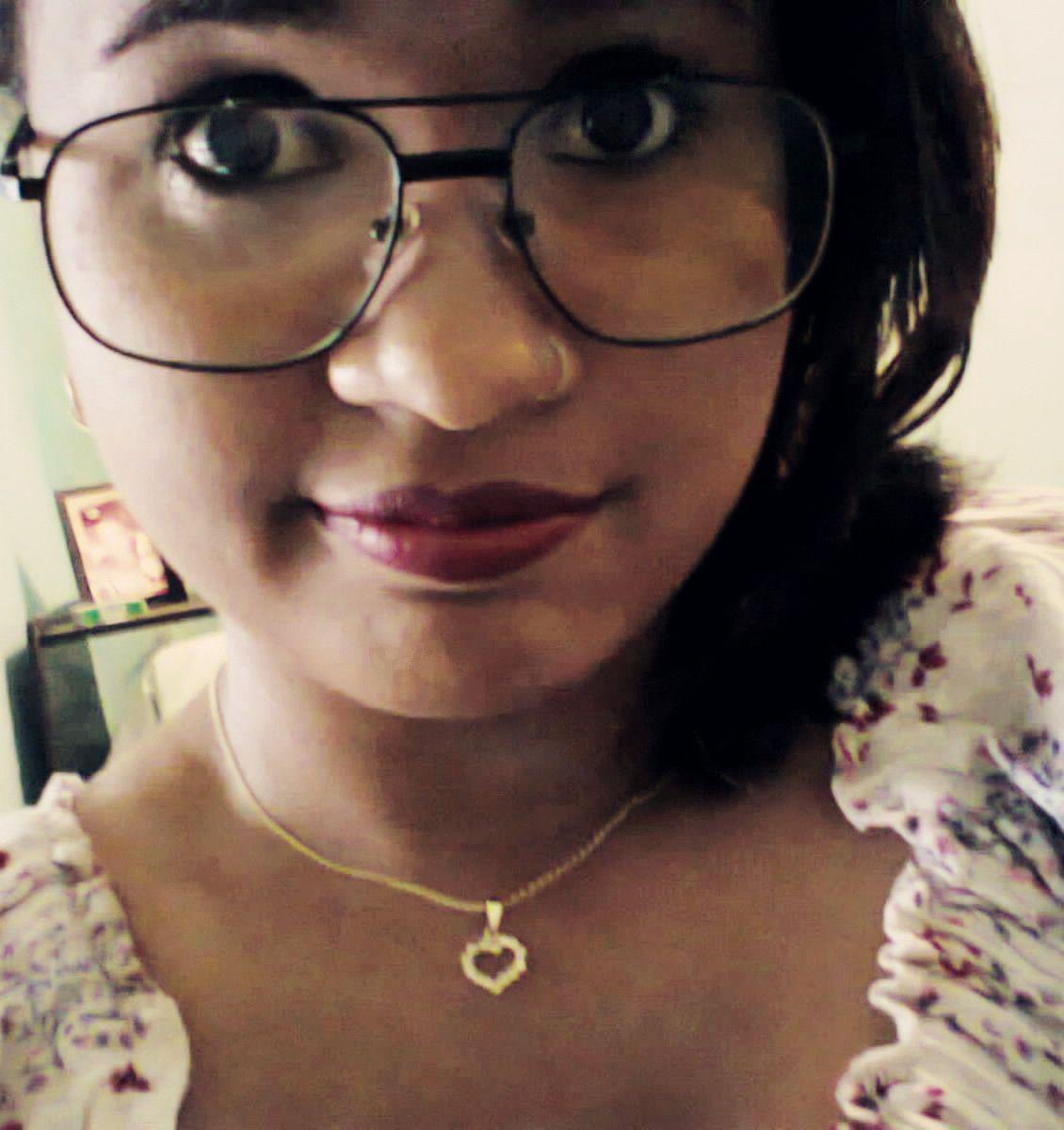 Óculos tapando  cara? Adoro *.*