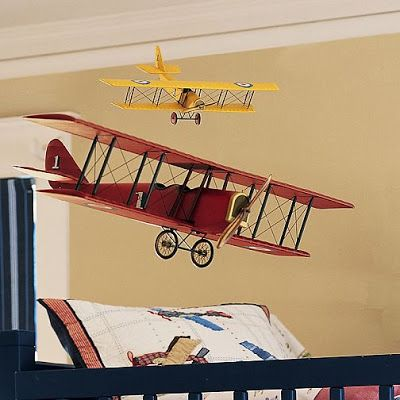 Pottery Barn Kids Model Airplane Decor Jpg Visit The