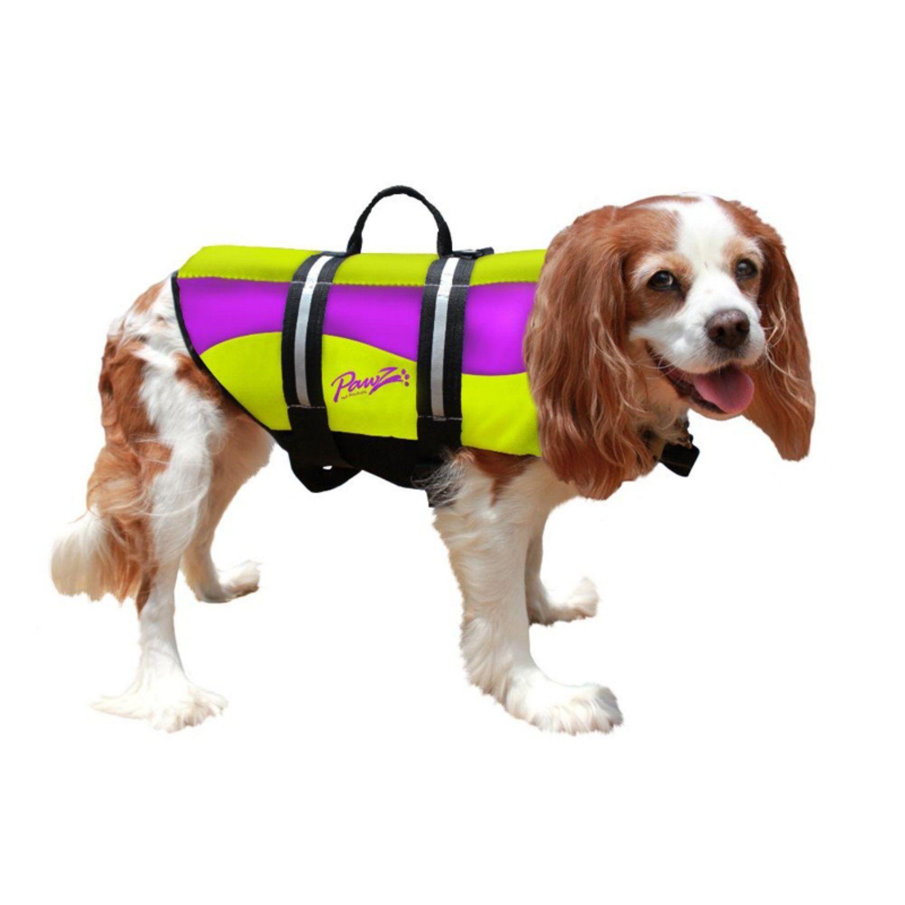 Pawz Pet Neoprene Dog Life Jacket PPZN1100 Dog