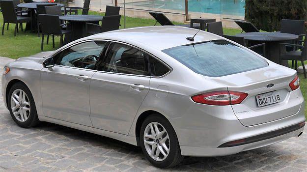 Ford Fusion Flex X Hybrid Compensa Pagar Mais Pelo Carro