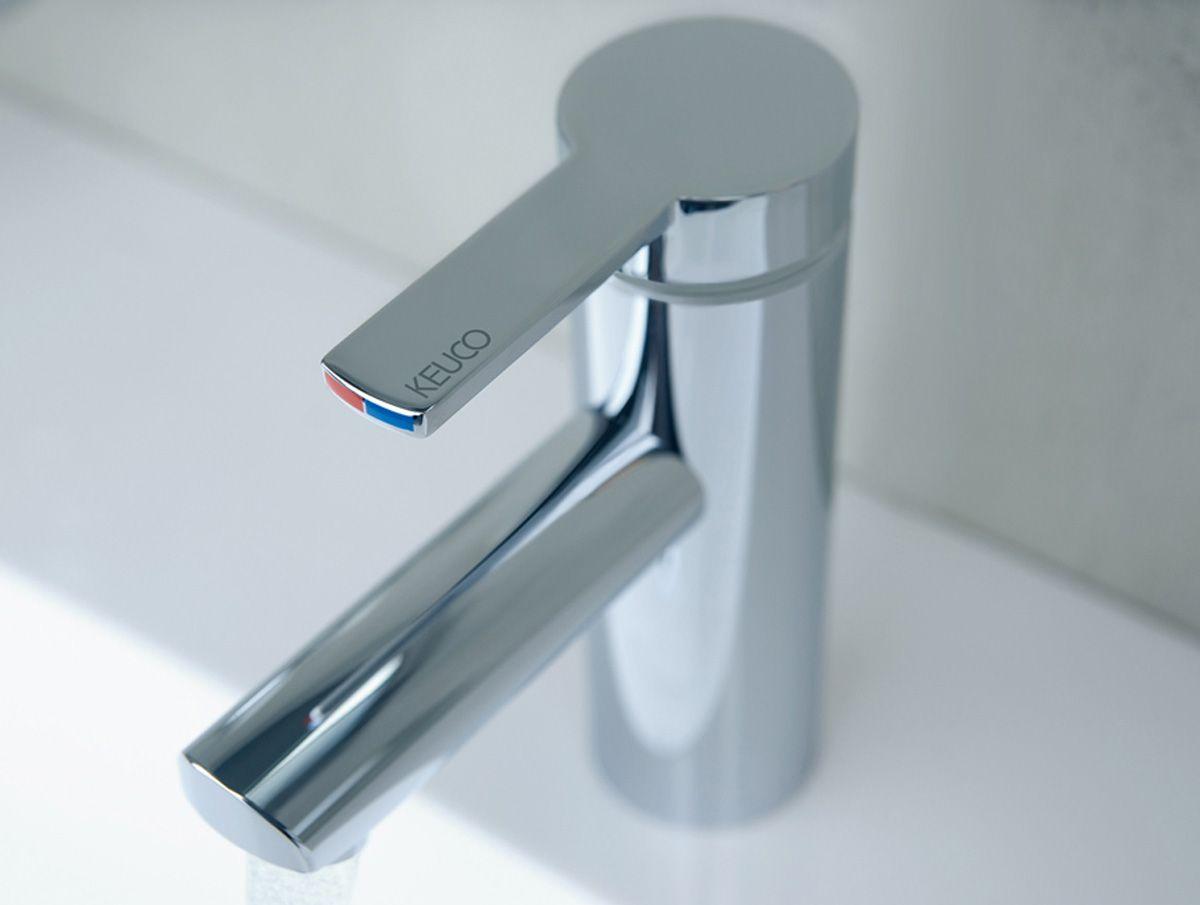 Keuco Plan Blue Basin Mixer Basin Mixer Bathroom Hair Dryer
