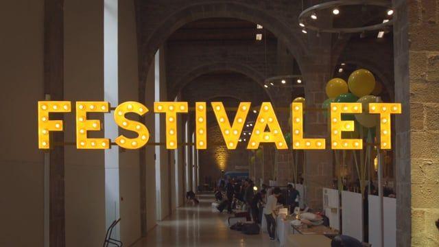 Festivalet es una feria de diseñadores independientes y productos singulares que se celebra cada diciembre en Barcelona. El 12 y 13 de diciembre del 2015 tuvo lugar la 8a edición en el Museu Marítim de Barcelona.  Vídeo de Aitor Padilla (DosDeVideo http://dosdevideo.com )