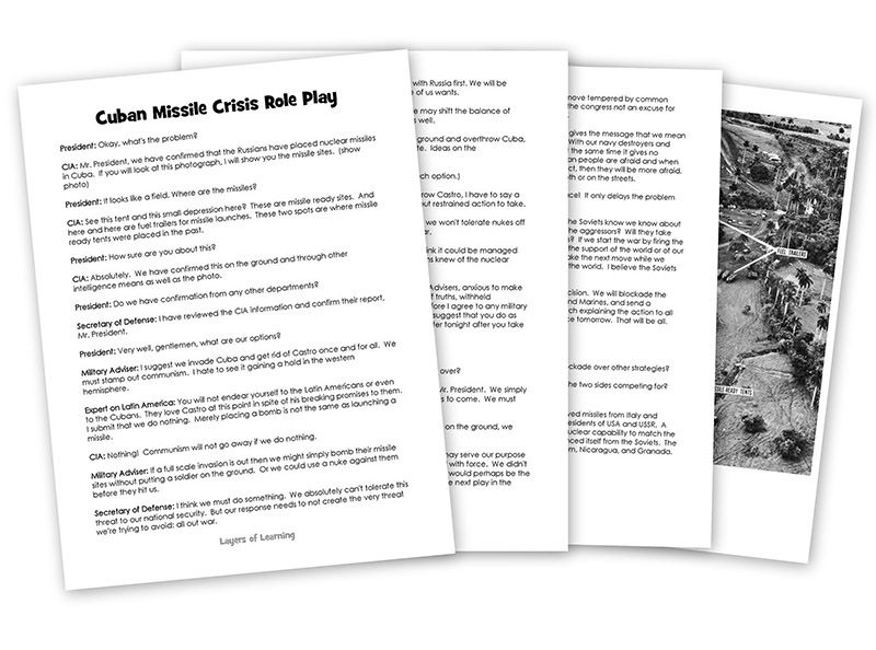 Cuban Missile Crisis For Kids  Free Printables  Pinterest  This Is A Printable Readers Theater Script Of The Cuban Missile Crisis It  Includes The Actual Spy Photo Shown To President Kennedy Conscience Essay also Writing Service Proposals  Thesis For Narrative Essay