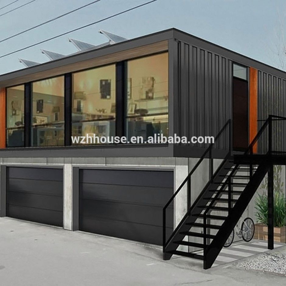 Prefab Shipping Container Home Builders Wzh Group Shipping