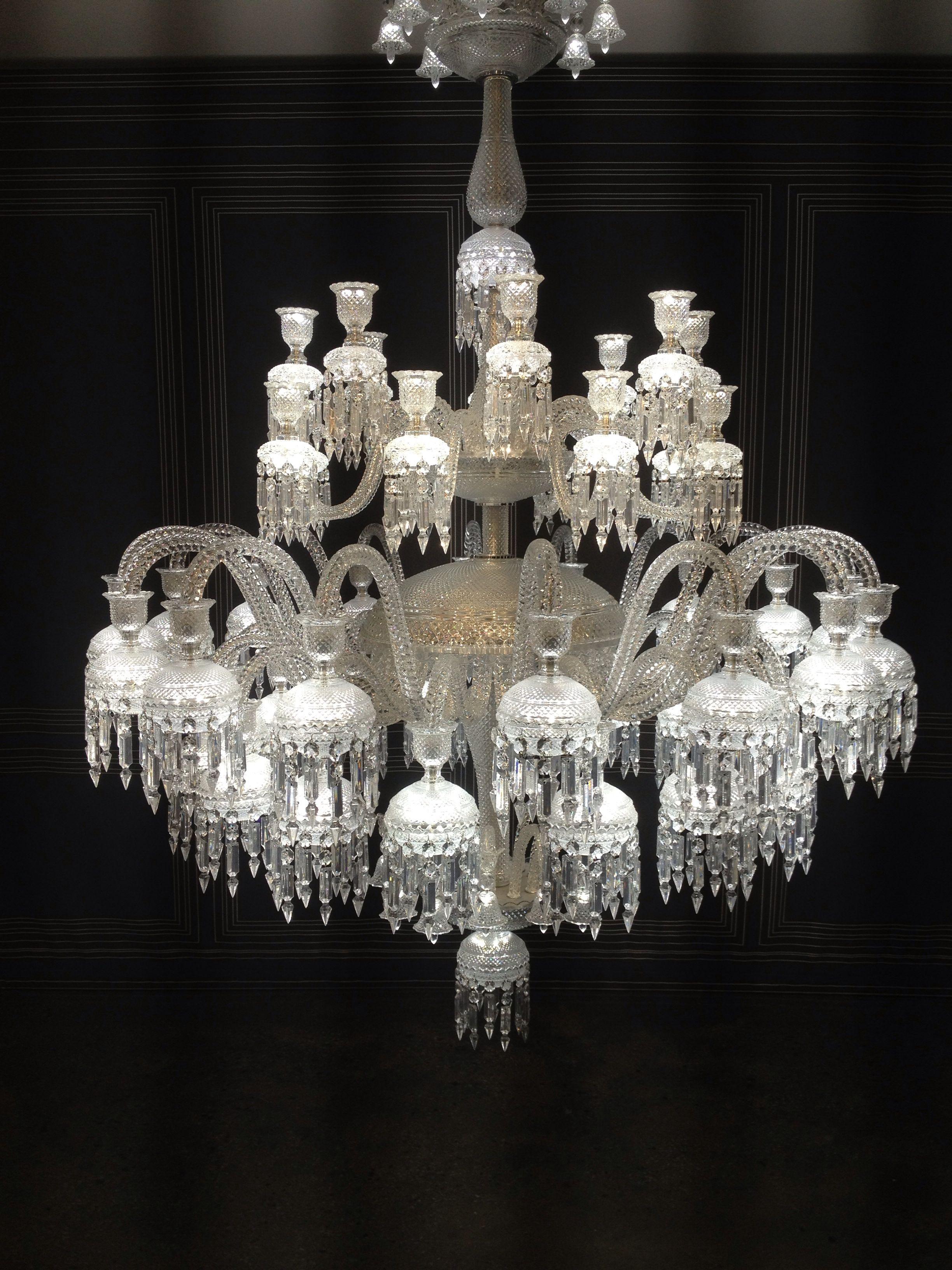 Baccarat lighting