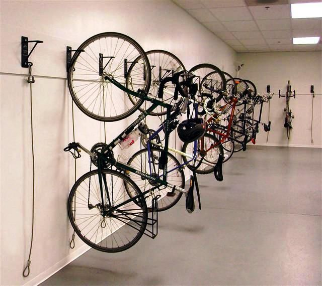 Wall Mount Bike Racks California Equiptall S All Welded Bike