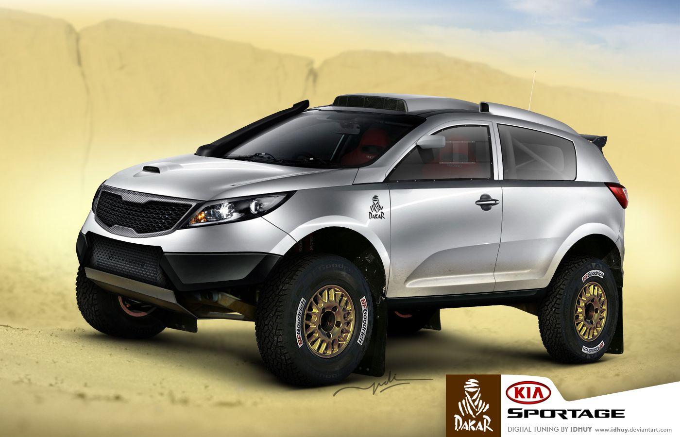 Kia Sportage Rally Google Search Coches Y Motocicletas Autos