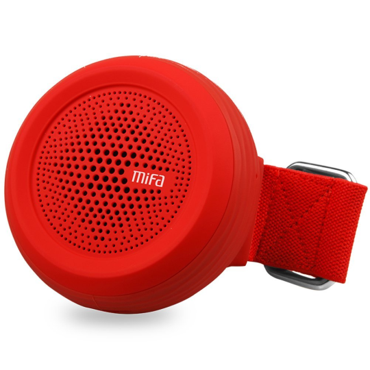 Today Deals 68% OFF Mifa F20 Sport Bluetooth 4.0 Wireless Speaker (Red) | Amazon:   Today Deals 68% OFF Mifa F20 Sport Bluetooth 4.0 Wireless Speaker (Red) | Amazon #TodayDeals #DailyDeals #DealoftheDay - Using a comfortable flexible wrist band the users can fix the speaker on the armand this speaker can track the steps and the calories burned when you are running and one button broadcasting the steps and time you dont need bring your smartphone and headset anymore when you run outside. Read…