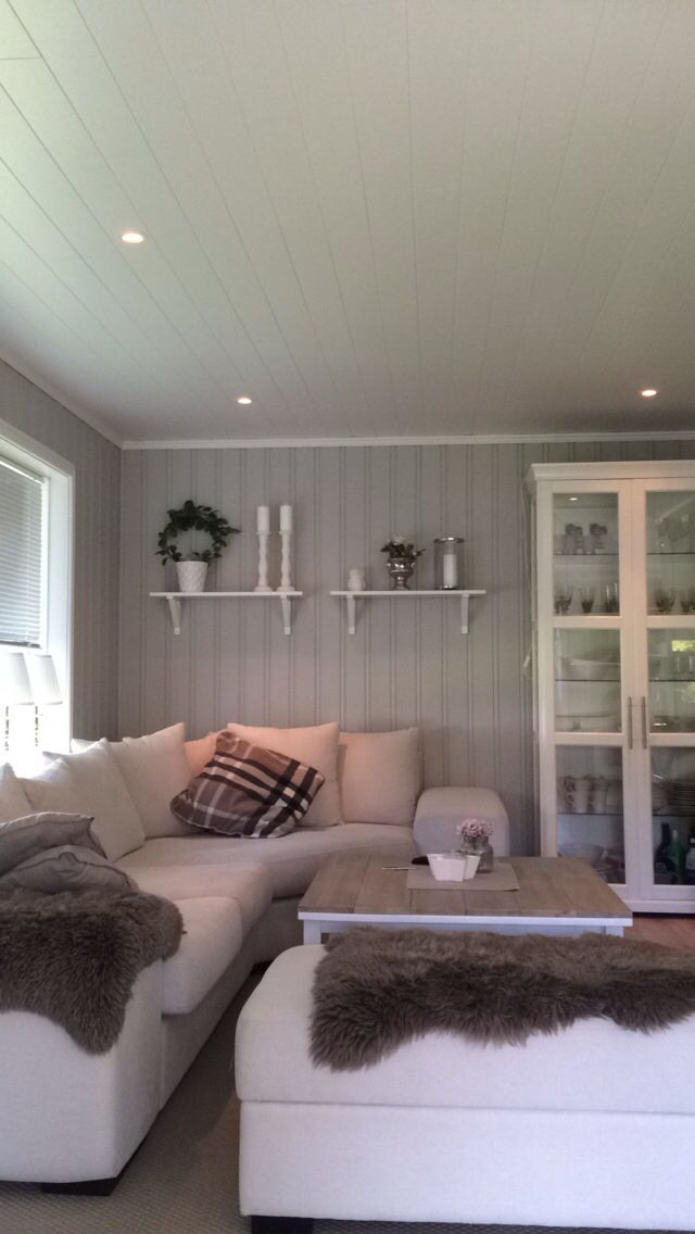 sofa couch liatorp livingroom tabel ikea wall interior Living room