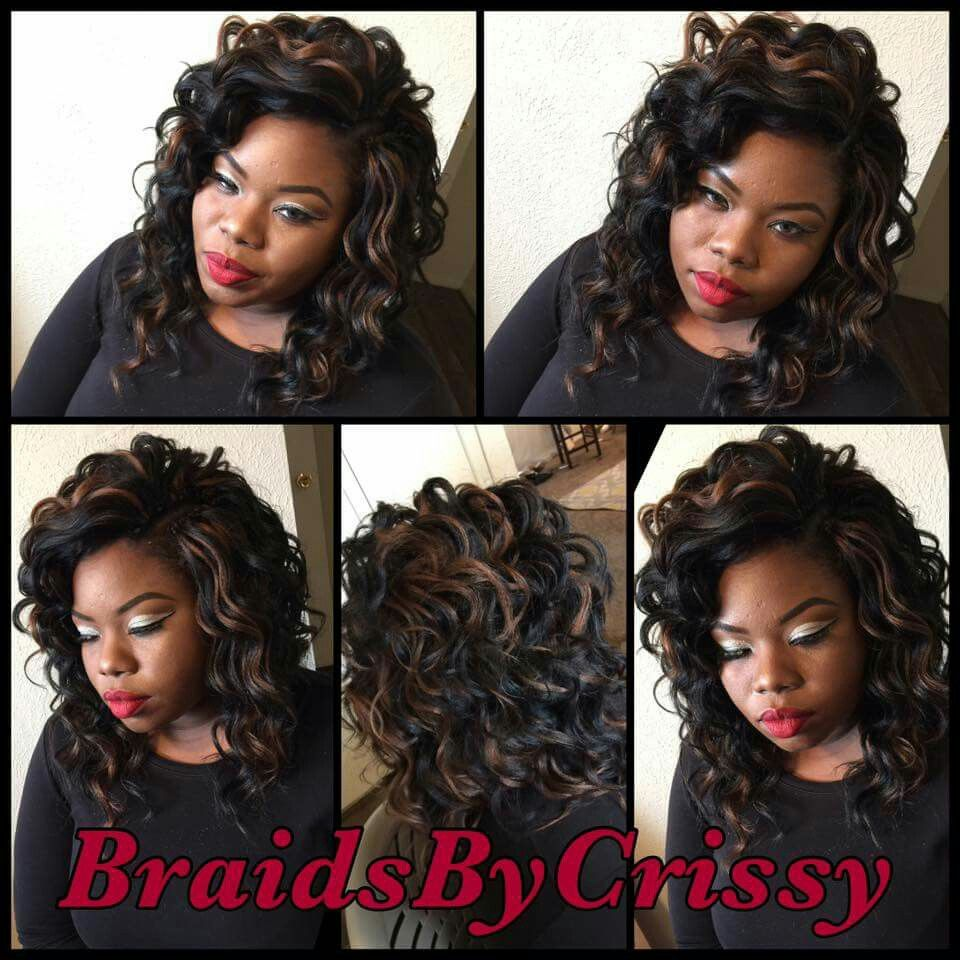Crochet Braids Hair Is Ocean Wave By Kima With Images African