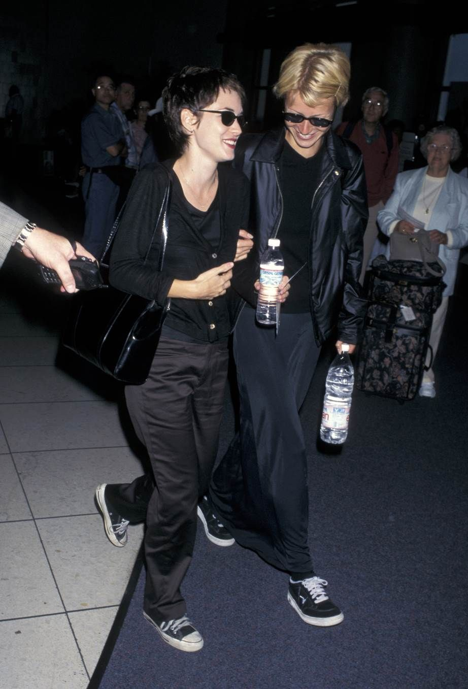 The Best 90's Celebrity Street Style
