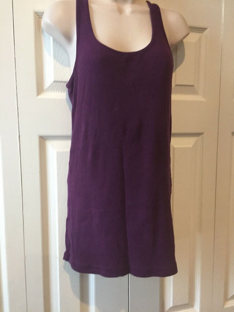 efdbaf9a2975c Euc Liz Lange Maternity XL Sleeveless Summer Beach Purple Tank! #fashion # clothing #