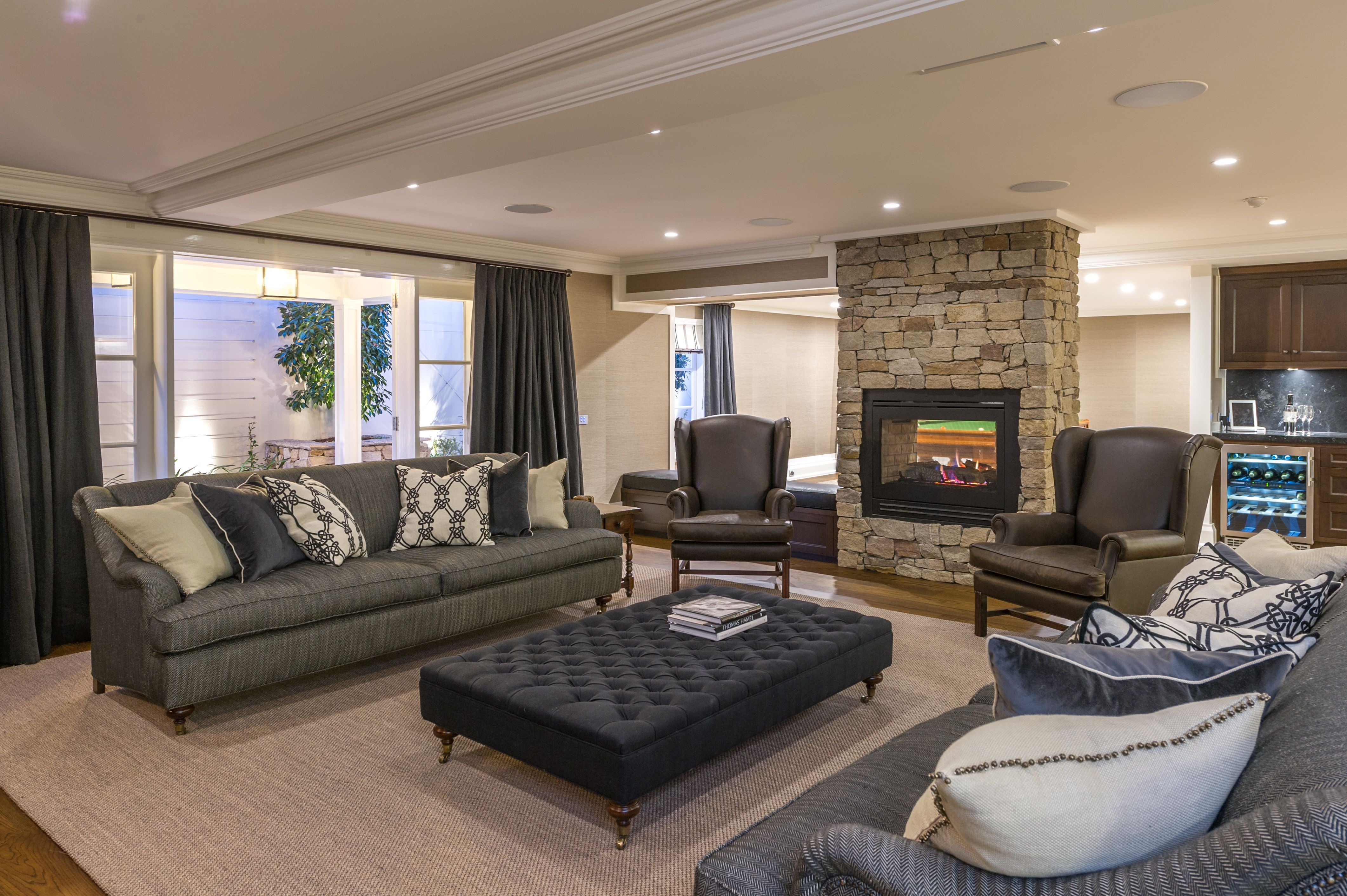 Luxury home smart home integration Home, Residential