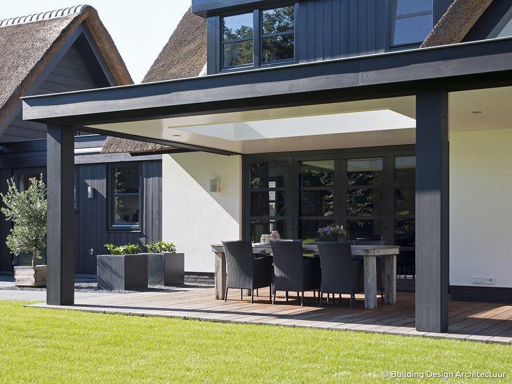 Gebäudedesign Architektur - #Architektur #Gebäudedesign #Überdachungterrasse