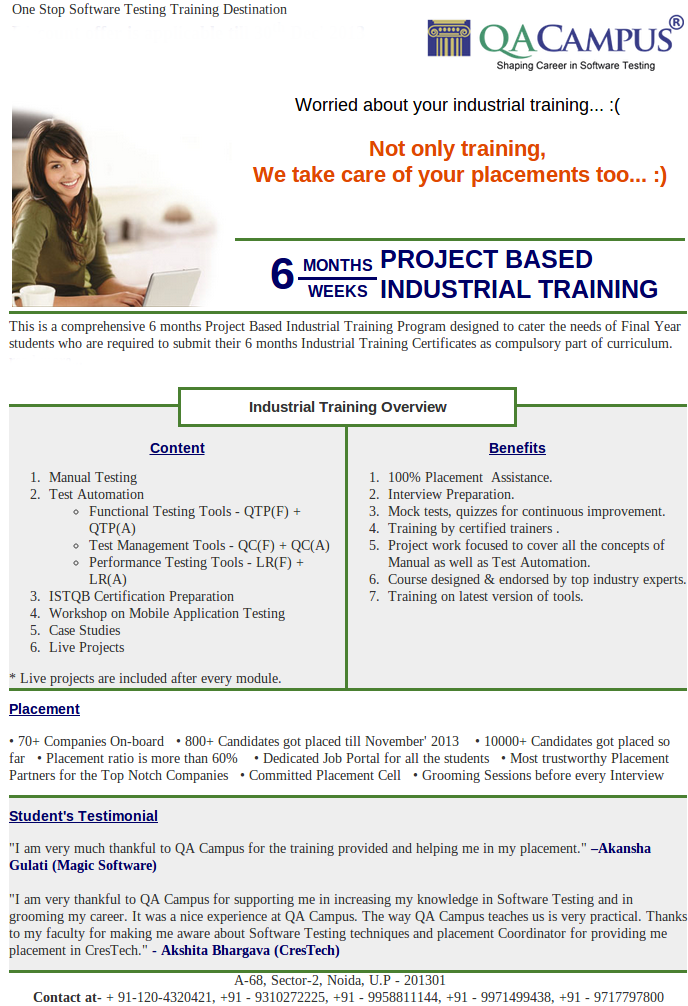 ff6fae4eefc7122c0ac79767ce389cb2 - Application For Industrial Training Placement