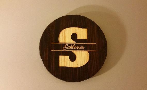 Check out this item in my Etsy shop https://www.etsy.com/listing/292500161/personalized-family-sign-family-monogram