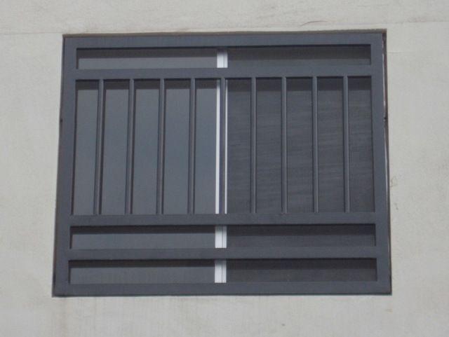 Imagen de rejas modernas para ventanas para casas - Rejas de casas modernas ...