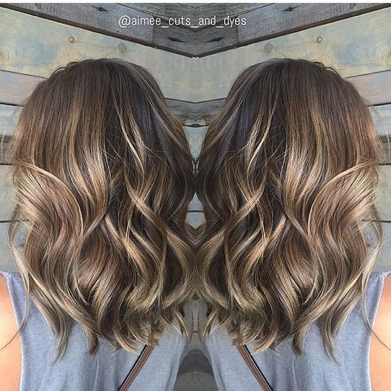 60 Hottest Balayage Hair Color Ideas 2018 Hairstyles For Women Shoulder Length
