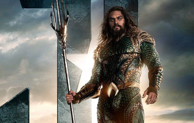 Jason Momoa On Setting The Tone For Aquaman Aquaman Justice