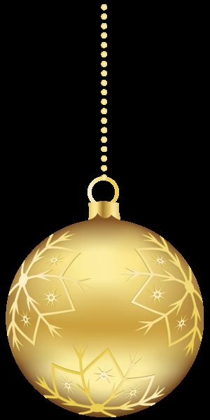Large Transparent Gold Christmas Ball Ornament Png Clipart Christmas Applique Designs Christmas Applique Christmas Lettering