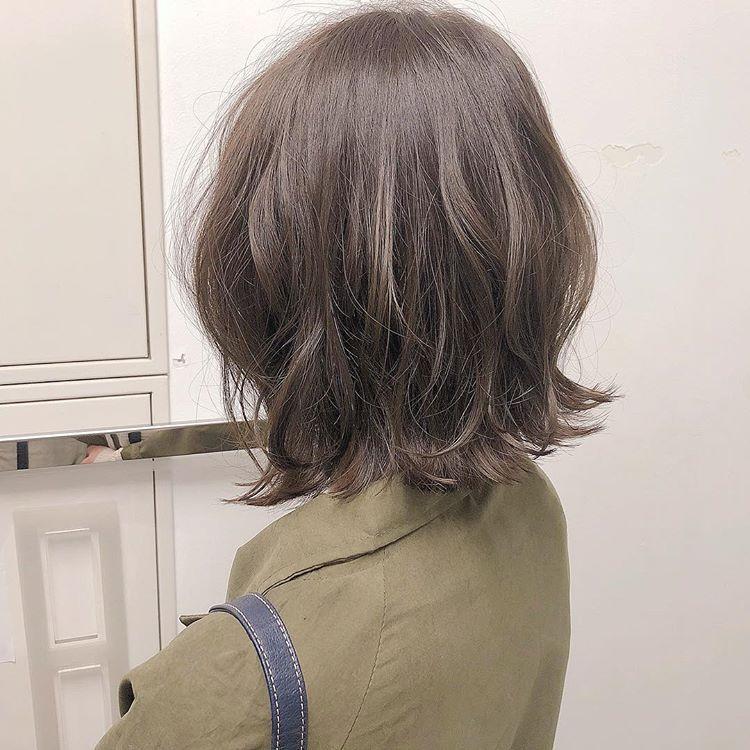 ボブ 切りっぱなしボブ専門 表参道美容室chic 永田邦彦さんは