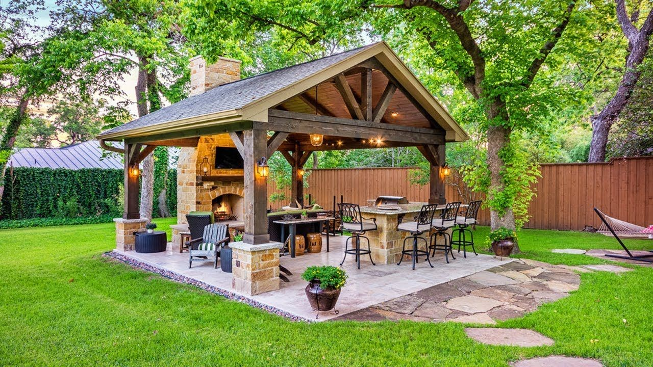100 Amazing Patio Designs Ideas For Your Home in 2020 ...