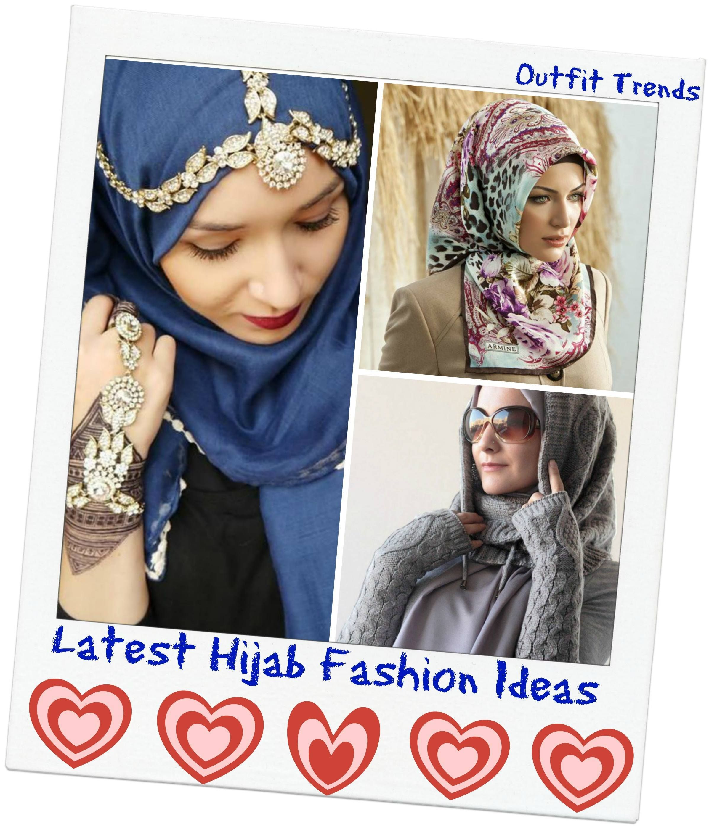 5fd07a5980c 2018 Hijab Styles-20 Latest Hijab Fashion Ideas For This Year