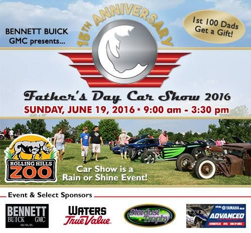 Father S Day Car Show At The Rolling Hills Zoo June 19 Www