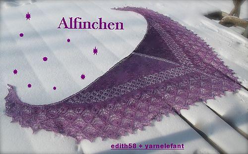 Ravelry: Alfinchen pattern by Irene Jumbo - free pattern