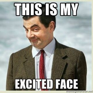 Such excitement