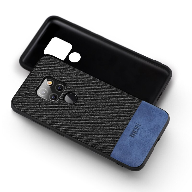For Huawei Mate 20 X Case Cover MATE 20X Cover Silicone Edge Mofi ...