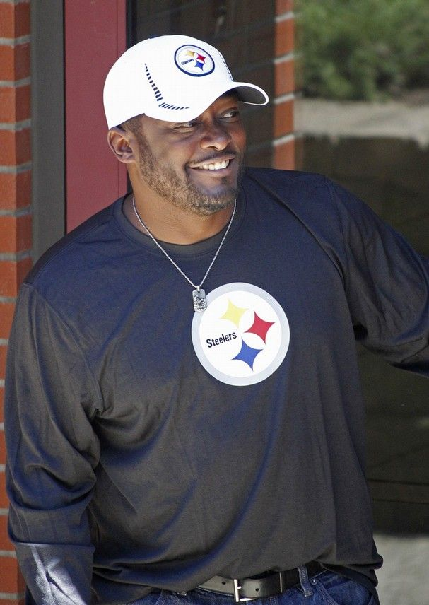 Steelers Head Coach Mike Tomlin Pittsburgh Steelers