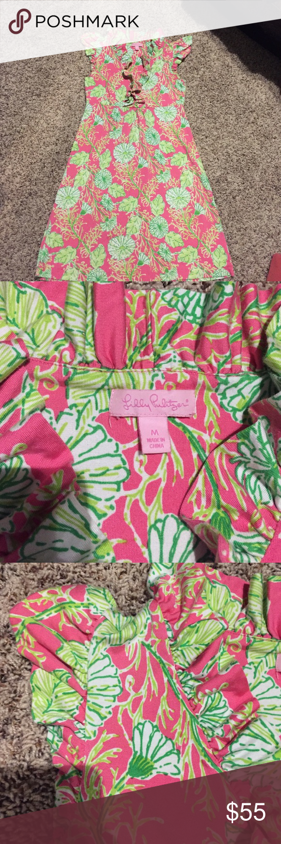 Lilly Pulitzer dress Perfect condition size m Lilly Pulitzer Dresses