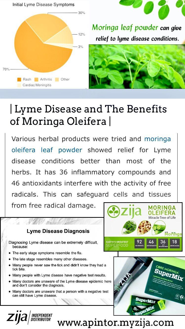 MORINGA OLEIFERA BENEFITS FOR LYME DISEASE Independent