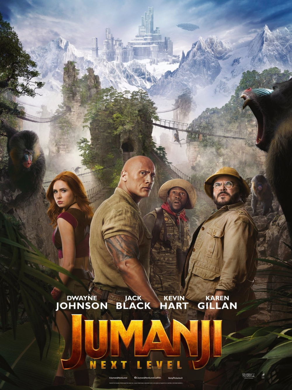 Return To The Main Poster Page For Jumanji The Next Level 2 Of 2 Free Movies Online Full Movies Online Free Streaming Movies Free