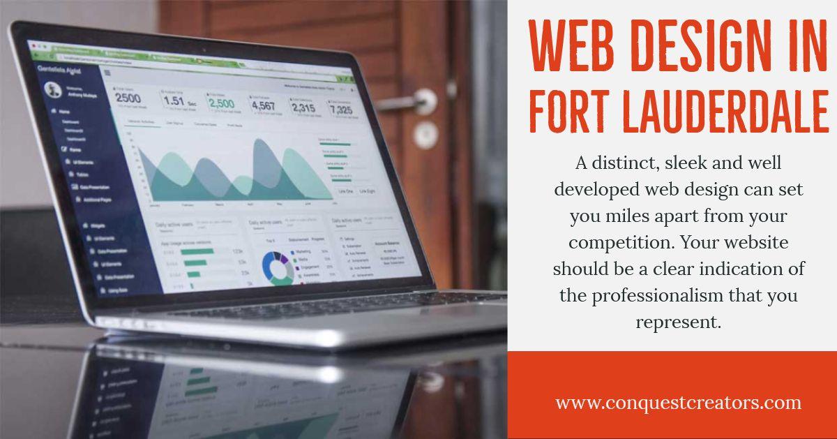 Web Design In Fort Lauderdale Web Design Web Design Company Fort Lauderdale
