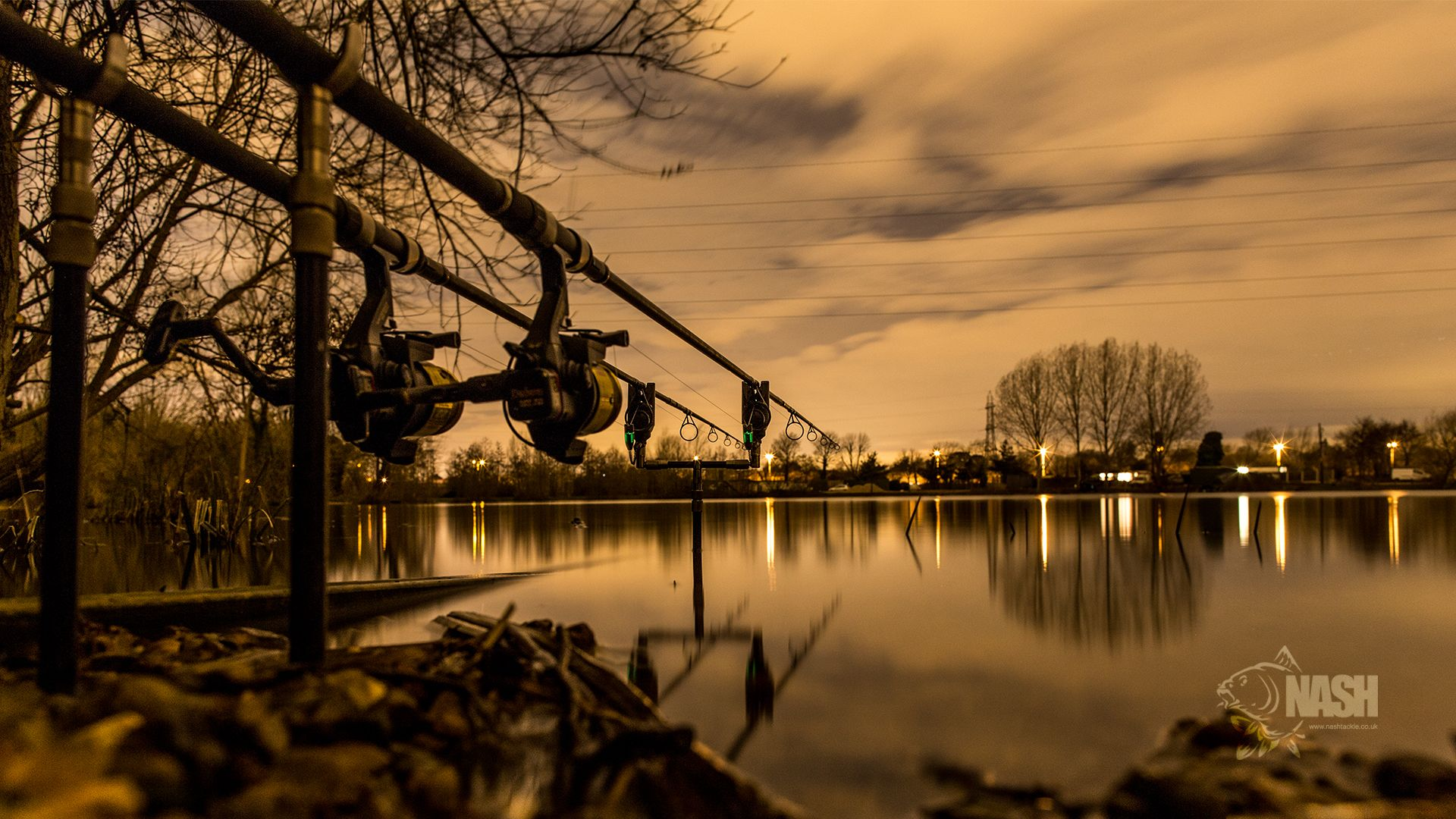 Pin by CPS Tackle on Carp Fishing Wallpapers and Scenery ...