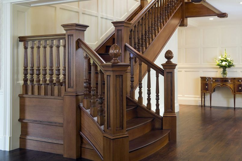 Wood Is Beautiful English Tudor Interiors Residential