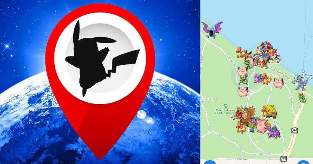 El Poke Radar te indica dónde están los pokemones en la zona donde vives.
