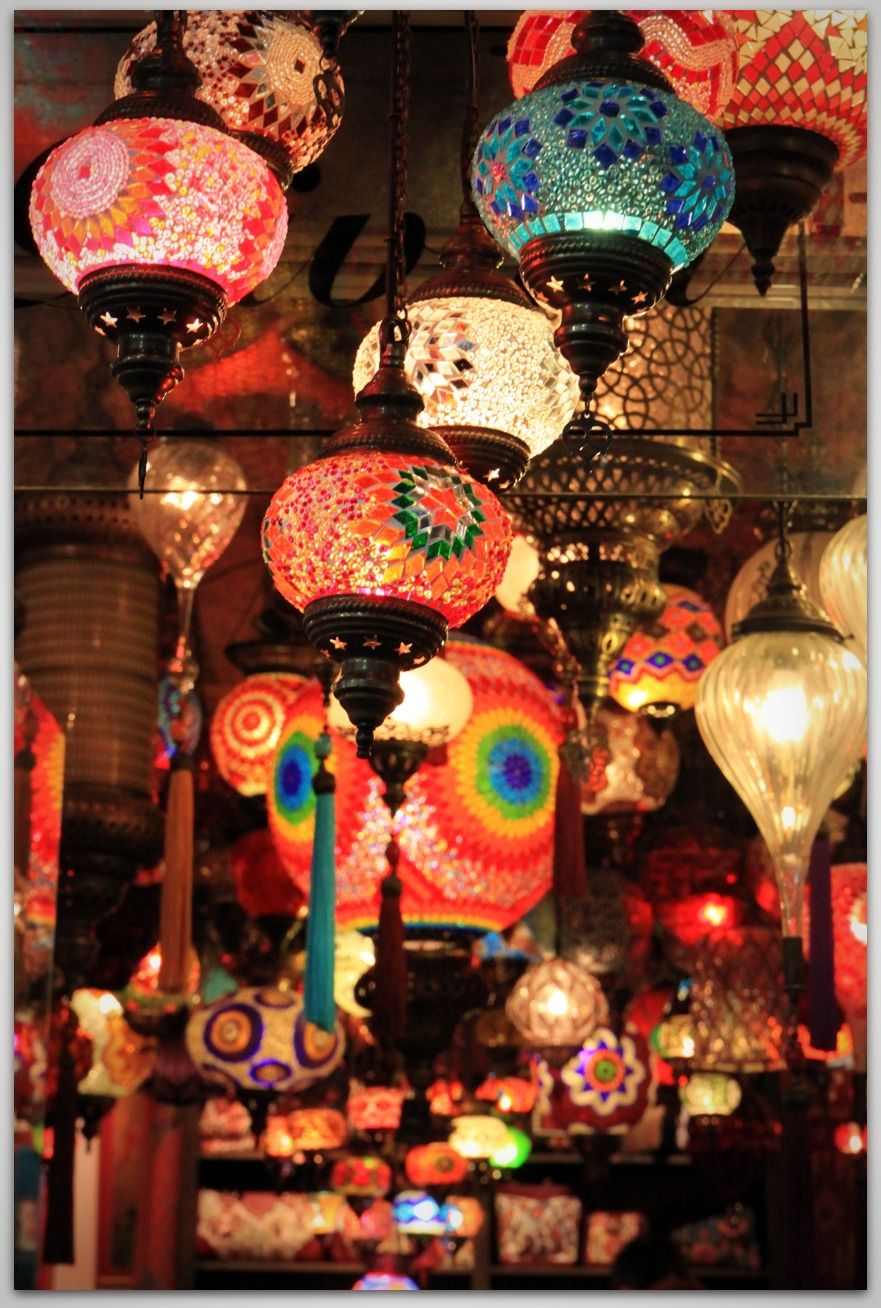 Last Trip To Istanbul Turkey Mosaic Lamp Mosaic Glass Turkish Lamps