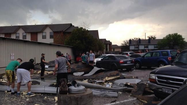 Hail Damage In Denton Texas Public Adjuster Will Be There To