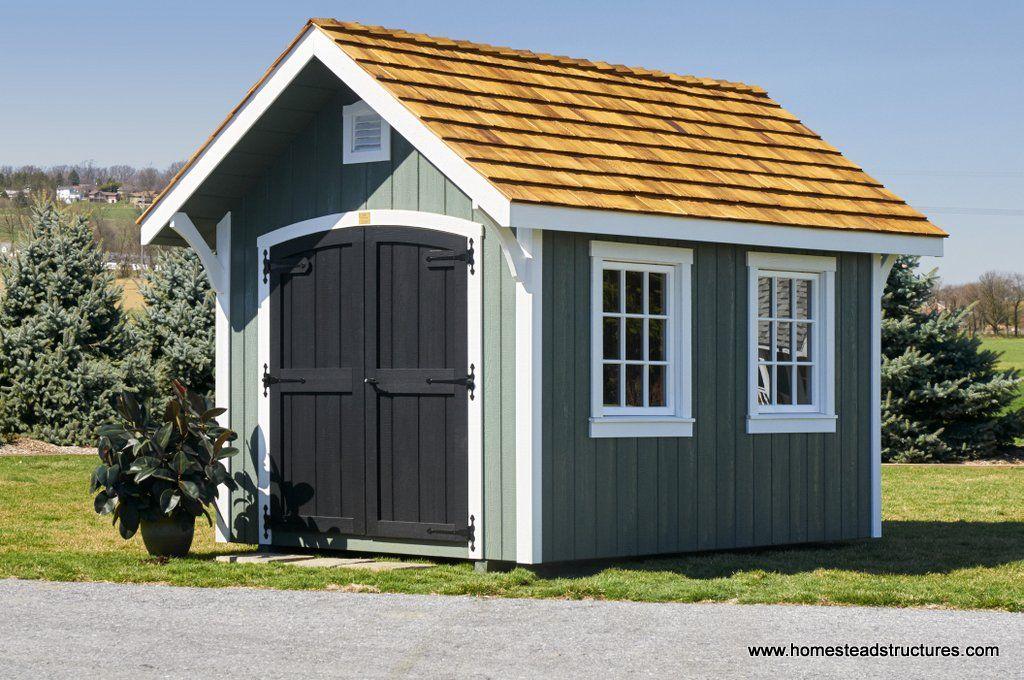 8 x 12 premier garden shed with interior loft duratemp - Garden Sheds 8 X 12