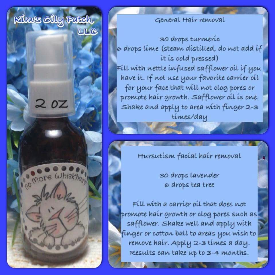 Facial hair remover diy essential oils distillation