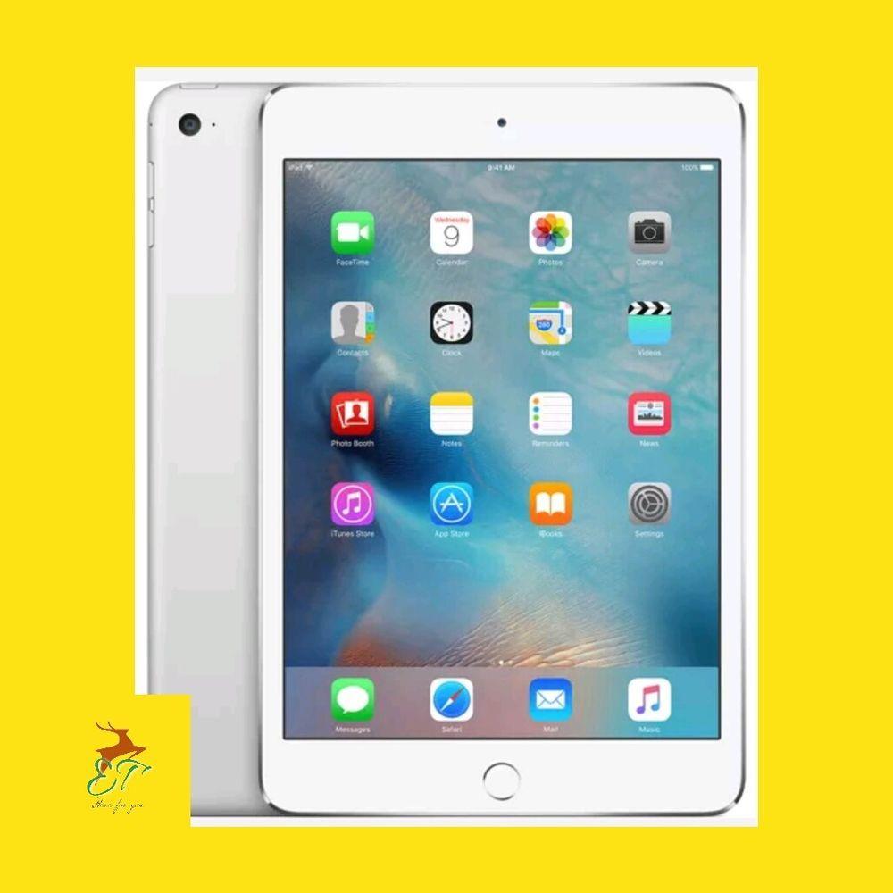 Apple Ipad Mini 4 128gb Wi Fi Gps Tablet 7 9 Retina Display Silver New 2018 Computers Tablets Networking Tablets Eboo Apple Ipad Mini Tablet Ipad Mini