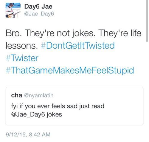 dayy6 jae's tweets