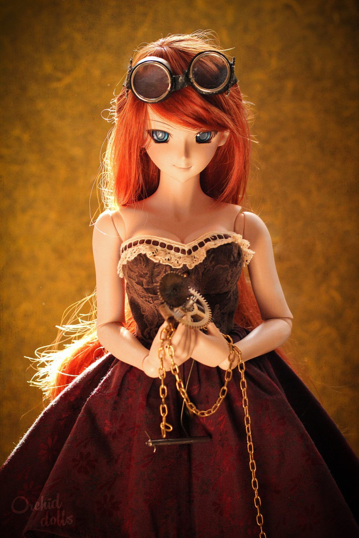 10 tips for Doll Photography Orchid Dolls Poupée manga