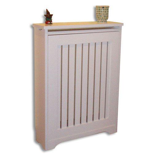 cubre radiador en kit blanco lacado de leroy merlin