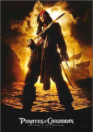 Pirates of the Caribbean 'Black Pearl' - Jack Sparrow ...
